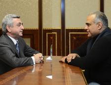 Photo of Սերժ Սարգսյանի հետ երկխոսելուց «խերվել» է միայն Աբդուլլահ Գյուլը