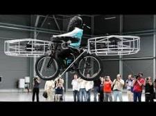 Photo of Ստեղծվել է առաջին թռչող հեծանիվը