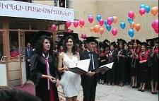 Photo of 180 ուսանող մագիստրոսի կոչում ստացան