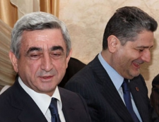 Photo of Սերժ Սարգսյանի սիրելի վարչապետը