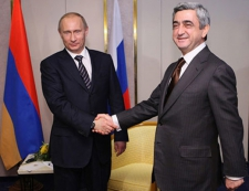 Photo of Սերժ Սարգսյանը հպատակվում է Ռուսաստանին՝ նայելով Եվրոպայի ուղղությամբ