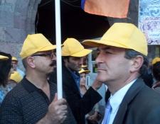 Photo of «Սամվել Ալեքսանյանի կողմնակիցները պարբերաբար հարձակվում էին երթի մասնակիցների վրա, հայհոյում…»