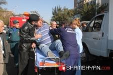 Photo of Խոշոր և շղթայական ավտովթար՝ Երևանում. դեպքի վայր են ժամանում մեծ թվով շտապ օգնության մեքենաներ, կան բազմաթիվ վիրավորներ