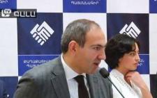 Photo of Հասնելու ենք նրան, որ Սերժ Սարգսյանը եւ իր թիմը չեն լինելու իշխանություն` Ն. Փաշինյան