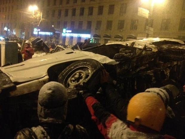 Photo of Այս գիշեր Կիևում նվազագույնը երկու մարդ զրկվել է աչքից. բախումները շարունակվում են, կան բազմաթիվ վիրավորներ