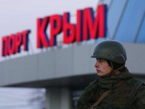 Photo of Ղրիմի բոլոր զինվորական զորամասերում ՌԴ դրոշն է բարձրացված
