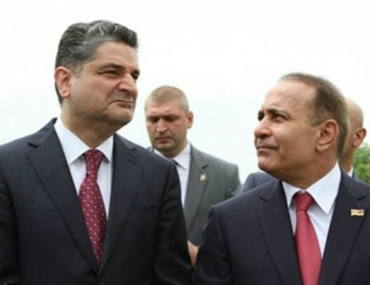 Photo of Հովիկ Աբրահամյանը Տիգրան Սարգսյանի խաղը չի՞ խաղա