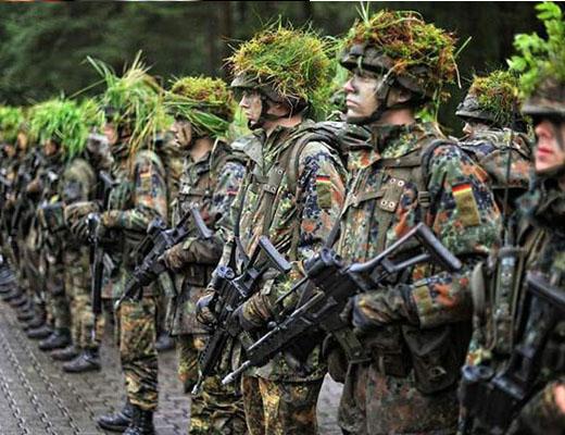 Photo of Գերմանիան դիտարկում է Սլավյանսկ հատուկ ջոկատներ մտցնելու հարցը. Bild
