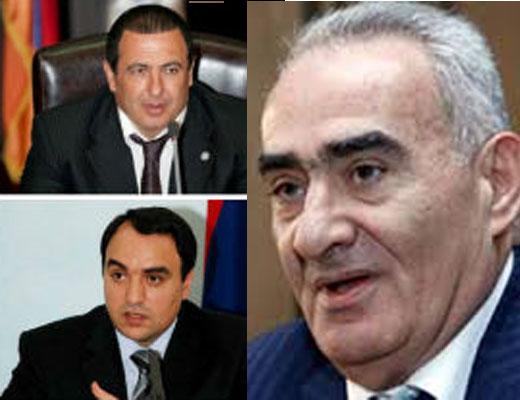 Photo of ՀՀԿ-ի, ոչ իշխանական ԲՀԿ-ի  եւ «ընդդիմադիր» ՕԵԿ-ի միասնական թեկնածուն հաղթեց
