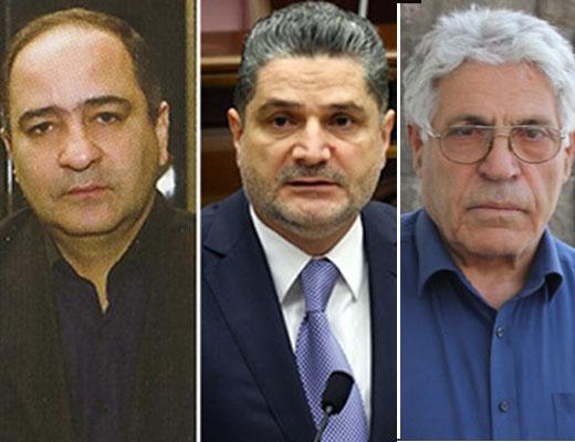 Photo of Ա. Սուքիասյանի փաստաբանը շնորհավորում է Տ. Սարգսյանին, իսկ տուժող կողմը մտահոգված է