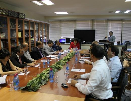 Photo of Կայացավ Սիրիահայերի հիմնախնդիրները համակարգող միջգերատեսչական հանձնաժողովի նիստը