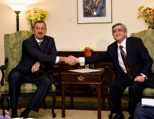 Serj Sargsyan - Aliev