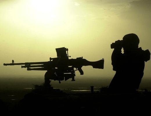 Photo of Սահմանին այս պահին իրավիճակը հանդարտ է. որոշակի պարբերականությամբ հնչում են կրակոցներ
