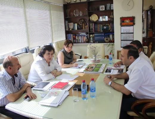 Photo of ՀՀ սփյուռքի նախարարն ընդունեց քեսաբահայերի միության անդամներին