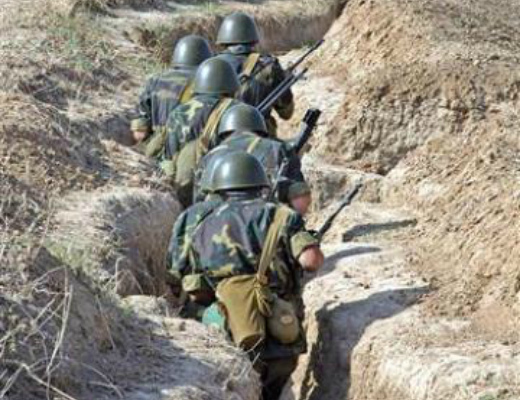 Հակառակորդի մի խումբ զինծառայողների առաջխաղացման փորձ է դիտարկվել. ԼՂՀ ՊԲ