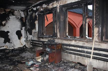 Photo of Գրոզնիում հրկիզել են ահաբեկիչների հարազատների տները