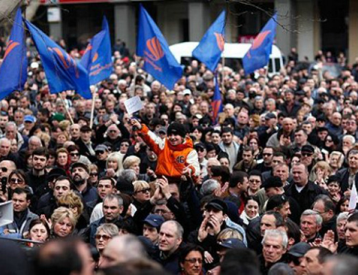 Photo of «Վրացական երազանքը» չի կատարում իր խոստումները․ ընդունված նոր օրենքները՝ բողոքի ցույցերի պատճառ