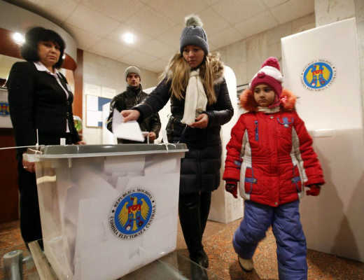Photo of Մոլդովայի խորհրդարանական ընտրություններում հաղթում են եվրոպամետ ուժերը