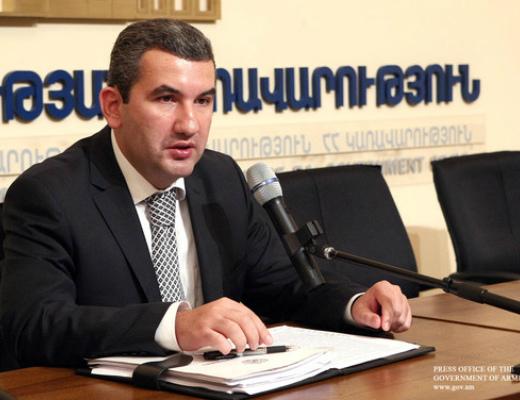 Photo of ՏՄՊՊՀ նախագահը ՀՀ կառավարությանը ներկայացրեց, թե որ ապրանքներն են թանկացել