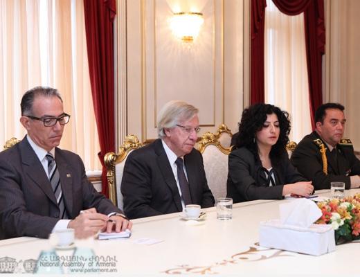 Photo of Ուրուգվայի նորընտիր կառավարությունը ձգտում է զարգացնել եւ ամրապնդել հարաբերությունները Հայաստանի հետ