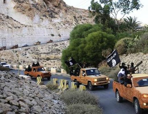 Photo of «Իսլամական պետության» զինյալները սկսել են զորավարժություններ անցկացնել Լիբիայի արևելքում