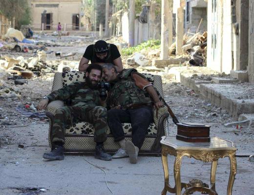 Photo of «Իսլամական պետության» զինյալների դաժանության «հումքը»՝ սարսափելի դեղահաբը . Il Giornale