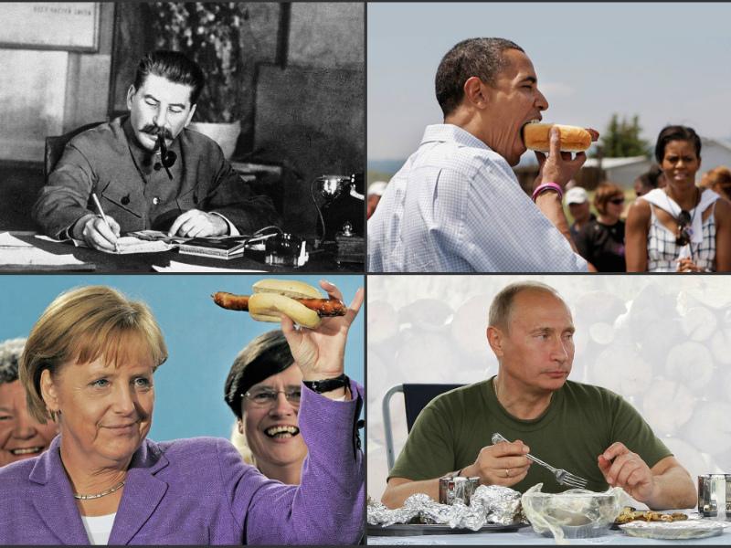 Photo of Ի՞նչ սնունդ են նախընտրել պետությունների նախկին ու ներկա ղեկավարները