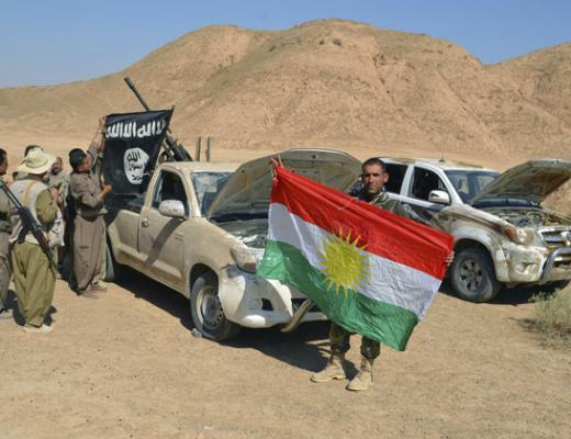 Photo of «Իսլամական պետության» դեմ մարտնչող ավելի քան 700 քուրդ է զոհվել