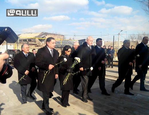 Photo of ՌԴ պետդումայի պատգամավորների այցը Գյումրի