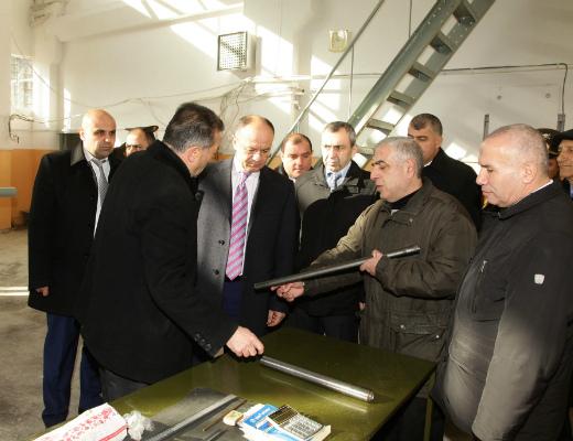 Photo of Ս. Օհանյանը եղել է ռազմարդյունաբերության համալիրի մի շարք ձեռնարկություններում