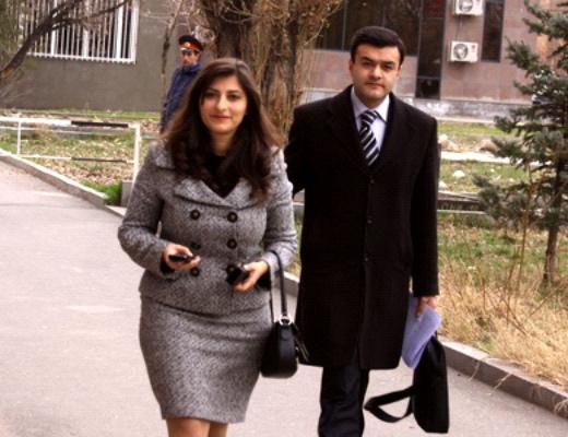 Photo of Լուսինե Սահակյանը եւ Երվանդ Վարոսյանը կդառնան Ավետիսյանների իրավահաջորդների ներկայացուցիչները