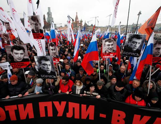Photo of Ընդդիմությունն արձագանքել է Նեմցովի սպանության գործով կասկածյալների ձերբակալությանը