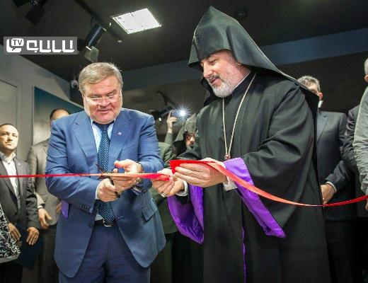 Photo of Մոսկվայում բացվեց ամենամեծ հայկական թանգարանն արտերկրում