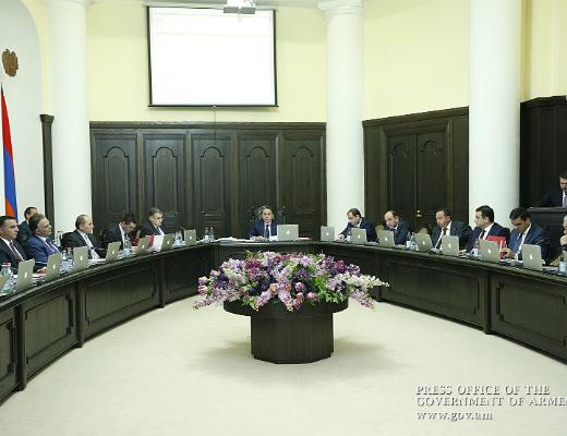 Photo of Կառավարության նիստում անդրադարձ եղավ Սիրիայում տիրող իրավիճակին եւ սիրիահայերի խնդիրներին