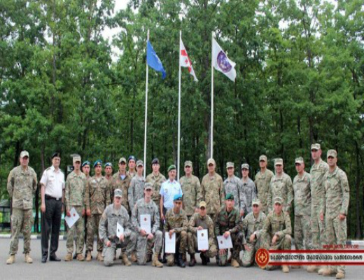 Photo of ՀՀ ԶՈւ զինծառայողները վերապատրաստվել են Սաչխերեի լեռնային պատրաստության դպրոցում
