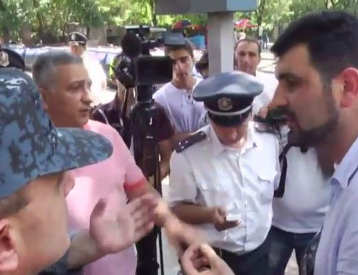 Photo of Ոստիկանությունը տեղեկություններ ունի, որ Բաղրամյան պողոտայում վրաններ են տեղադրվելու