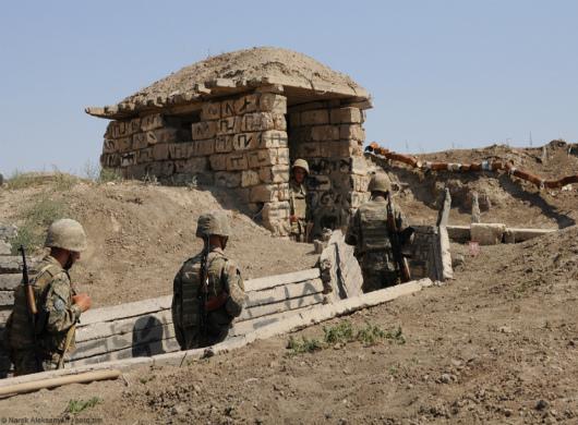 Photo of Тигран Абрамян: За последний месяц зарегистрирован рост числа нарушений ВС Азербайджана режима прекращения огня