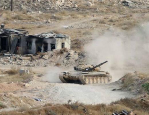 Photo of Սիրիական բանակն առաջ է շարժվում` գրավելով նորանոր տարածքներ