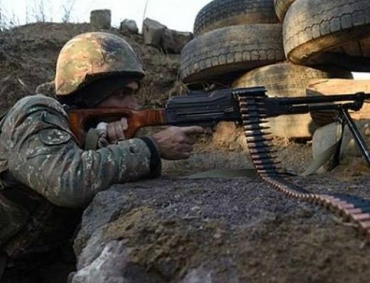 Photo of Հակառակորդը հայ դիրքապահների ուղղությամբ արձակել է ավելի քան 400 կրակոց
