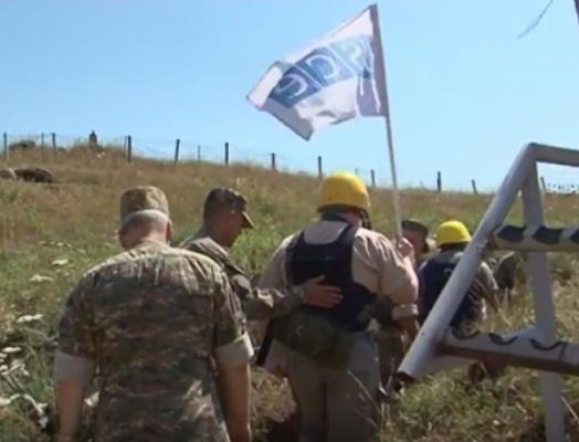 Photo of Мониторинг ОБСЕ на границе Арцаха и Азербайджана