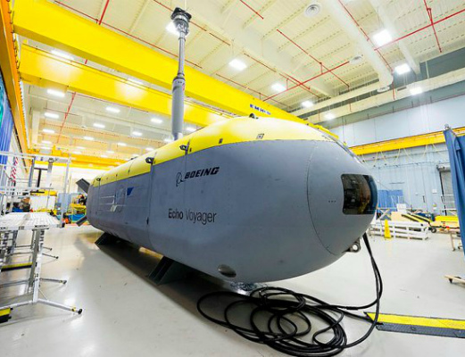 Photo of Boeing-ը ներկայացրել է անօդաչու սուզանավ, որն ի վիճակի է ամիսներով մնալ ջրի տակ