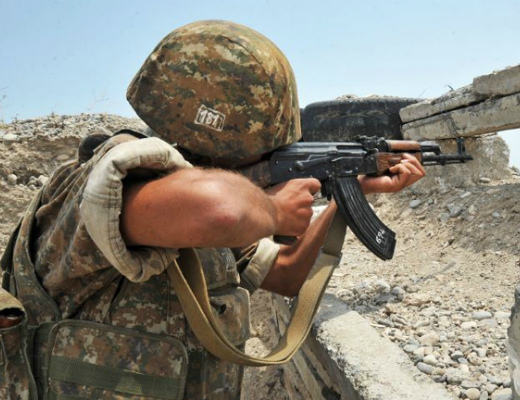 Photo of 7 дней на передовой линии, противник нарушал режим прекращения огня около 250 раз