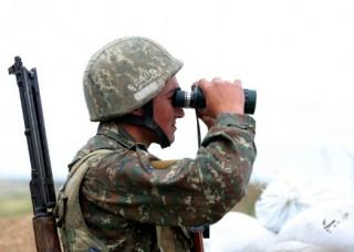 ԼՂՀ ՊԲ. Շփման գծի հյուսիսարեւելյան ուղղությամբ ադրբեջանական զինուժը կիրառել է ՀԱՆ-17 տիպի նռնականետ