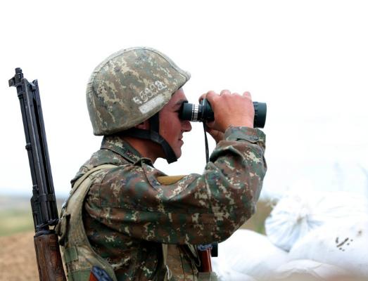 Photo of Հայ դիրքապահների ուղղությամբ արձակվել է ավելի քան 350 կրակոց