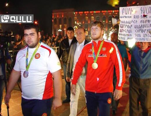 olimpic 2016 artur gor