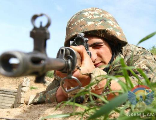 Photo of 7 օր առաջնագծում. հայ դիրքապահների ուղղությամբ արձակվել է շուրջ 800 կրակոց