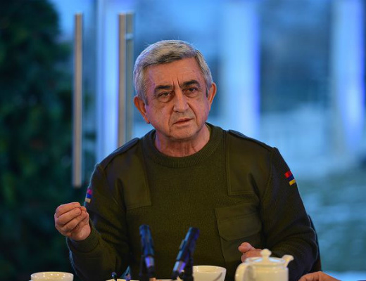 Photo of «Ս. Սարգսյանը պետք է բացատրի՝ ինչ ասել է զորքը և մենք պետք է պատրաստ լինենք». Արցախի ընդդիմադիր գործիչ