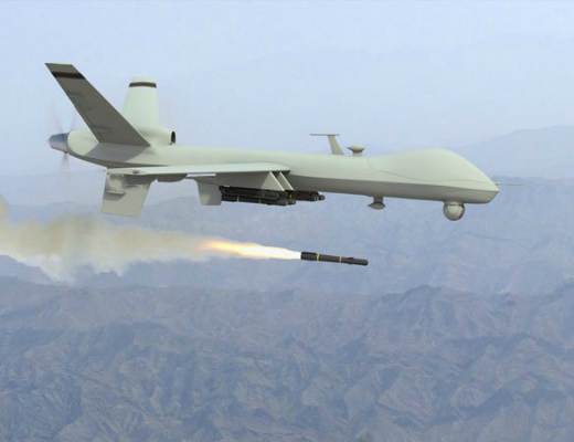 drone-attack-firing-missle