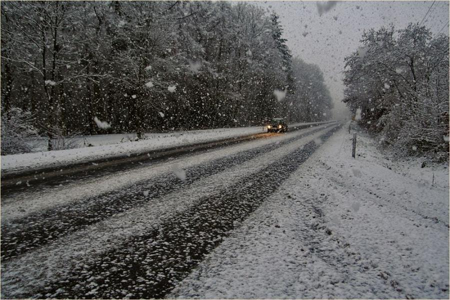 Photo of Հանրապետության մի շարք ավտոճանապարհներին ձյուն է տեղում