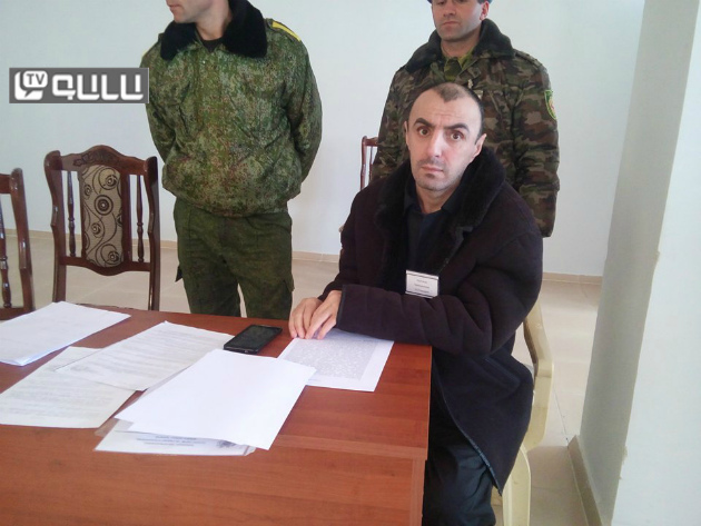Վահագն Մարուքյան Ցմահ դատապարտյալ